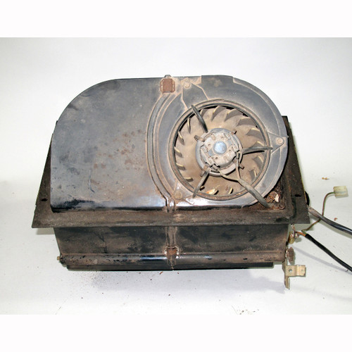 BMW 1968-1971 E9 2800CS Coupe Heater Core Blower Motor Housing Assembly OEM - 19470