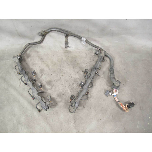 2010-2013 BMW N63 4.4L Twin-Turbo V8 Ignition Coil Fuel Injector Wiring Harness - 19869