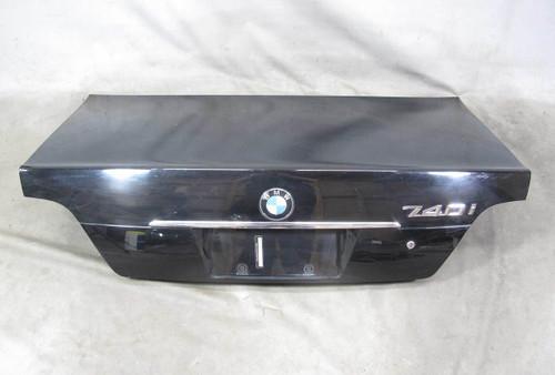 BMW E38 7 series 740IL used  trunk emblem genuine OEM