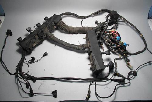 BMW E38 740i 740iL M62TU 4.4L V8 Engine Wiring Harness Complete DME  2000-2001 OE - 6437 - Prussian MotorsPrussian Motors