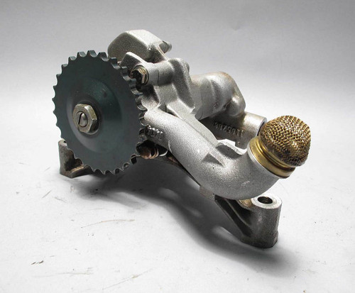 BMW S54 3 2L 6-Cyl ///M Early Engine Oil Pump w Gear 2001-2004 E46 M3 Z3 OE  USED - 9506
