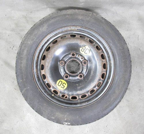 "1996-2000 BMW E36 E46 3-Series Z3 15"" Compact Spare Wheel and Tire 15x3.5 OEM - 22434"