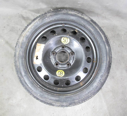 """BMW E46 3-Series 1-Series 17"""" Compact Emergency Spare Wheel and Tire 2000-2013 - 22455"""