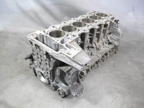 2011-2012 BMW N55 6-Cyl Twin-Scroll Turbo 3 0L Engine Cylinder Block Bare  OEM - 22583