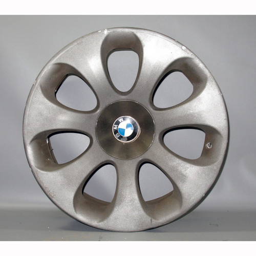"Damaged 2004-2010 BMW 6-Series 19"" Ellipsoid Style 121 Single Front Wheel w Bend - 22893"