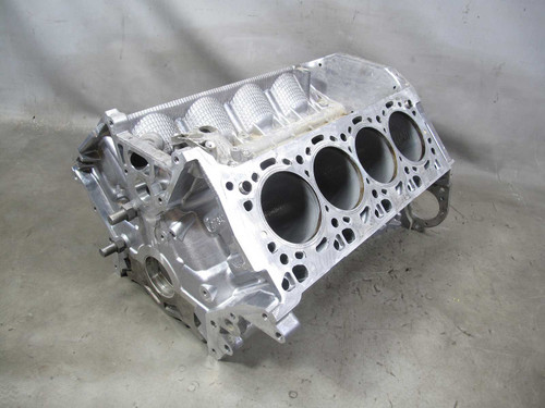 2013 BMW F10 M5 F12 M6 S63N Twin-Turbo V8 Engine Cylinder Block Housing Bare OEM - 23233