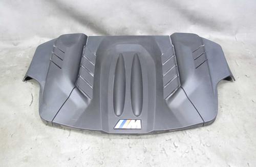 2013-2017 BMW F10 M5 F12 M6 S63N Factory Plastic Engine Cover Beauty Trim OEM - 23240