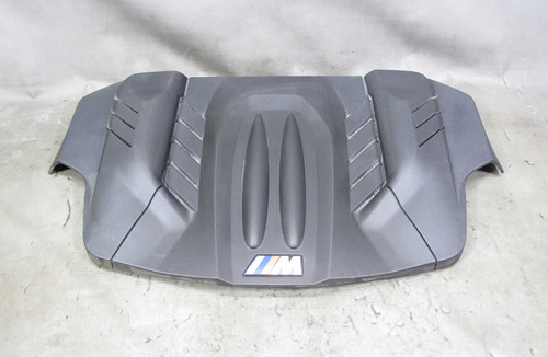 2013-2017 BMW F10 M5 F12 M6 S63N Factory Plastic Engine Cover Beauty Trim OEM - 23240
