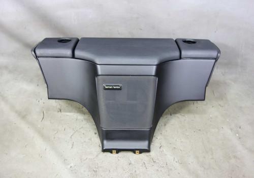 1999-2002 BMW Z3 Roadster Rear Interior Subwoofer Speaker Housing Box Black - 23597