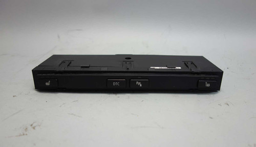 2004-2007 BMW E60 5-Series Front Center Console Switch Unit Seat Heat DTC PDC OE - 24883