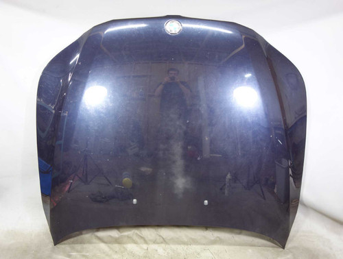 2004-2010 BMW E60 5-Series E61 Front Hood Bonnet Engine Cover Panel Monaco Blue - 25020