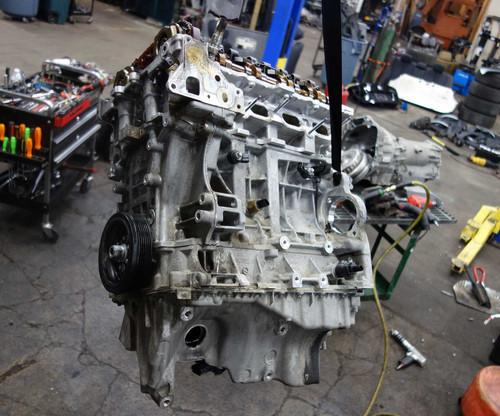 2013-2017 BMW F30 320i xDrive Sedan N20 4-Cylinder 2.0L Engine Assembly 59K OEM - 25380