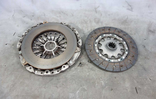 BMW S62 E39 M5 Z8 Roadster 6-Speed Factory Clutch and Pressure Plate Pair OEM - 25672