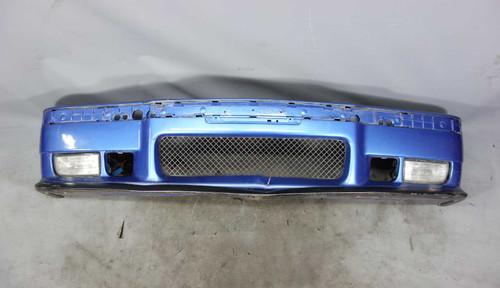 1992-1999 BMW E36 3-Series ///M M3 Front Bumper Cover Trim Estoril Blue OEM - 25747