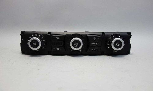 08-10 BMW E60 5-Series Auto AC Heat Air Conditioning Climate Control Unit OEM - 26011