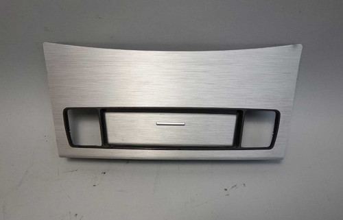 2008-2010 BMW E60 M5 Front Center Dashboard Trim Cover Ashtray Aluminum - 26021