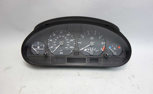 2000-2006 BMW E46 3-Series 2door Instrument Gauge Cluster for Automatic Trans - 26398