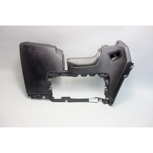 2009-2016 BMW E89 Z4 Roadster Left Driver's Lower Dash Knee Bolster Panel Black - 26934