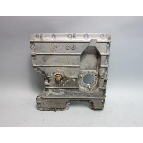 2004-2006 BMW E53 X5 4.4i N62 V8 Lower Engine Oil Pan Sump Aluminum OEM - 27155