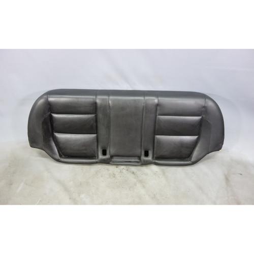 2000-2003 BMW E39 M5 ///M Rear Seat Bottom Bench for Folding Seat Black Ostrich - 27680