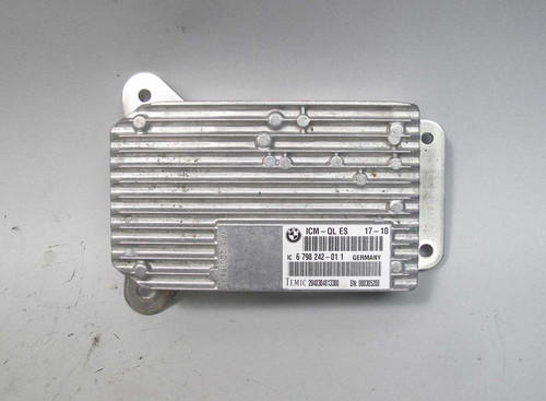 BMW F10 5-Series Early Integrated Chassis Management Module ICM 2011 USED OEM - 15261
