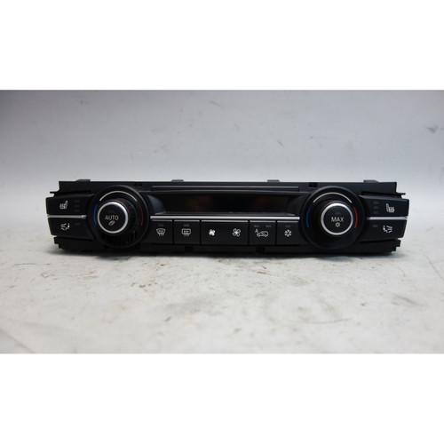 2007-2014 BMW E70 X5 SAV E71 X6 Climate Control Interface Panel High Auto AC OEM - 28257