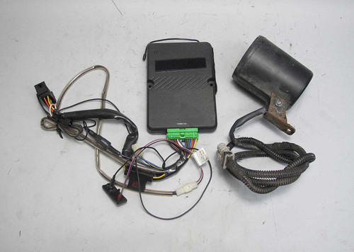 BMW Z3 Roadster Coupe Factory Security Alarm Siren Kit w Wiring Mic 1996-2002 OE - 15176