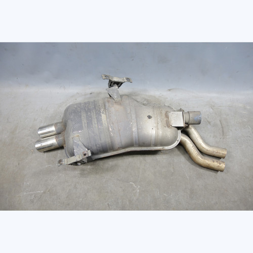 2001-2006 BMW E46 3-Series 330i ZHP Performance Exhaust Rear Muffler Factory OEM - 29643