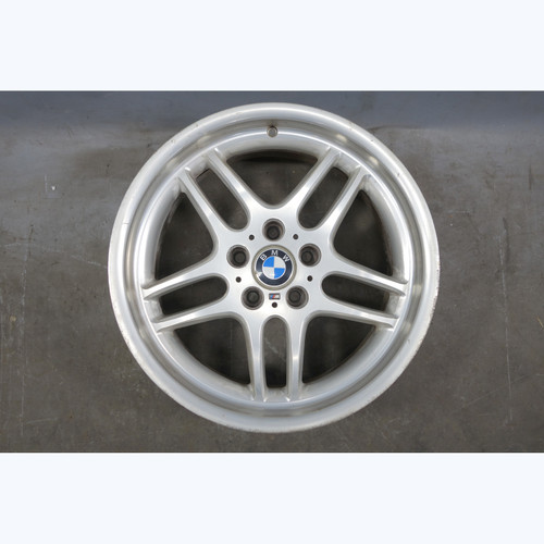 Damaged 1995-2001 BMW E38 7-Series Front M-Parallel 18x8 Front Style 37 Wheel OE - 30605