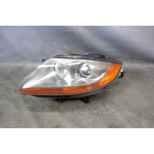 Damaged 2003-2005 BMW E85 3.0i Roadster  Factory Left Xenon Headlight Lamp OEM - 30902