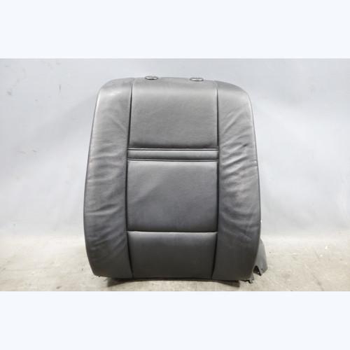 2007-2014 BMW E70 E71 X5 X6 Left Front Seat Backrest Heated Black Leather OEM - 31047