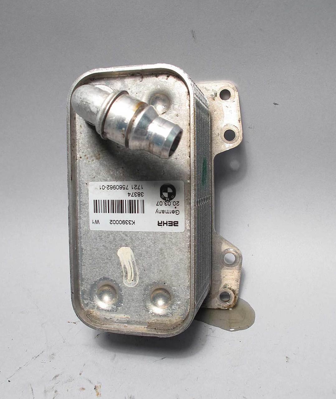 BMW E60 535i Automatic Transmission Oil Cooler Heat