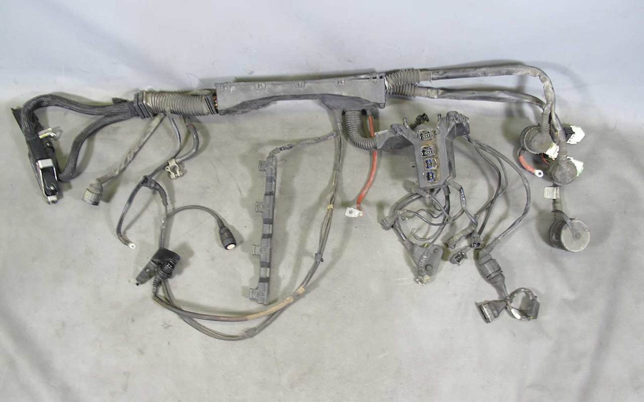 1995 BMW E36 318i M42 4-Cylinder Engine Wiring Harness Complete for Auto  Trans - Prussian MotorsPrussian Motors