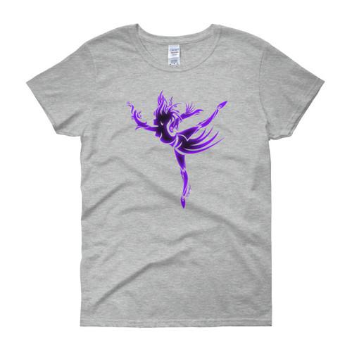 Women's short sleeve t-shirt - 152