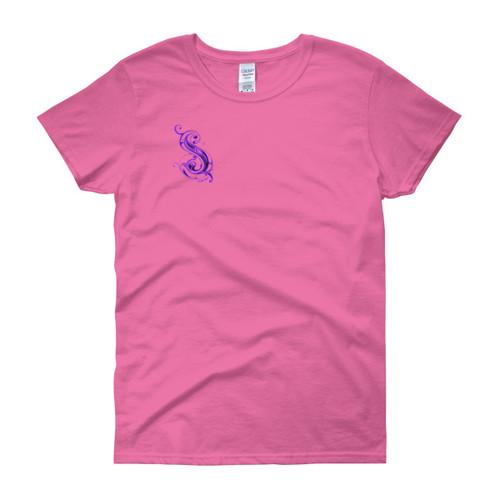 Women's short sleeve t-shirt - 153