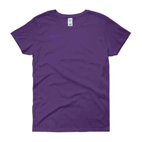 Women's Short Sleeve T-shirt - 156