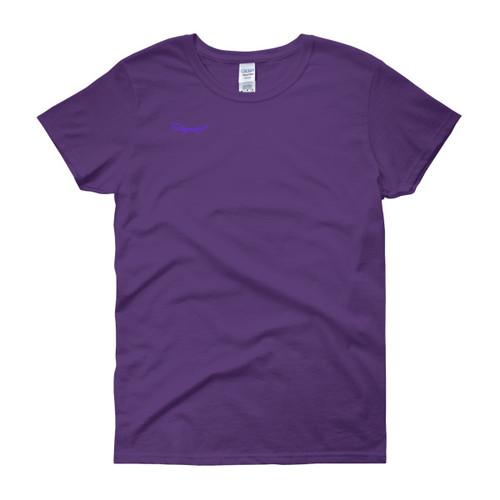 Women's Short Sleeve T-shirt - 156