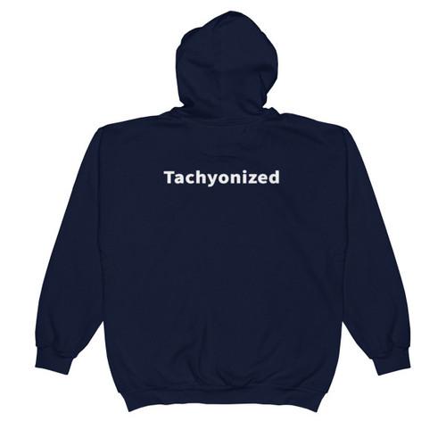 Unisex  Zip tachyonized Hoodie -178