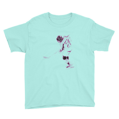 Youth Short Sleeve Tachyon  T-Shirt -205