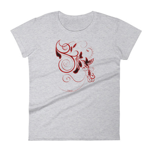 Women's short sleeve t-shirt - 208