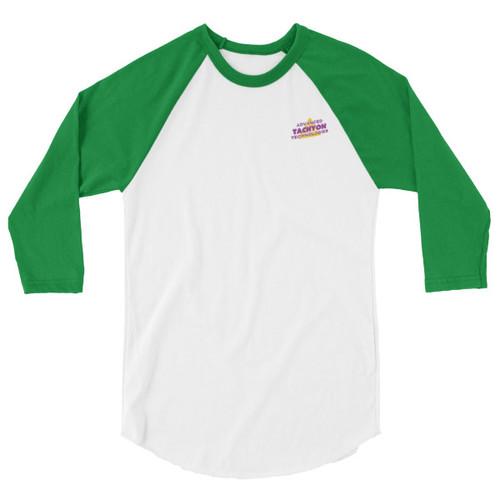 3/4 Unisex Raglan Tachyon Shirt - 215