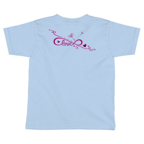 Printed on Both Sides - Kids Short Sleeve T-Shirt - 230