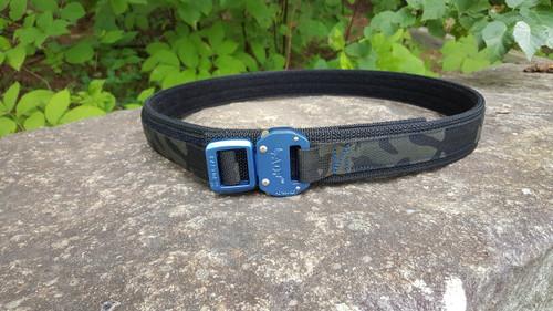 Blue Raptor Belt