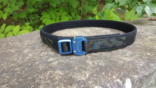 Blue Raptor Belt