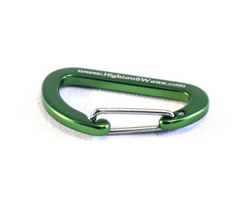 Micro-D Carabiners from HighlandWare