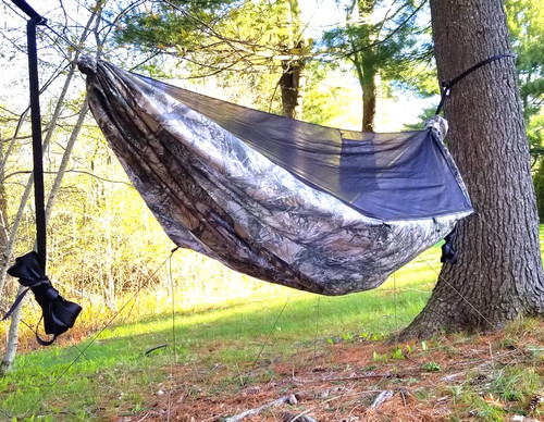 Eagle Hammock-side view
