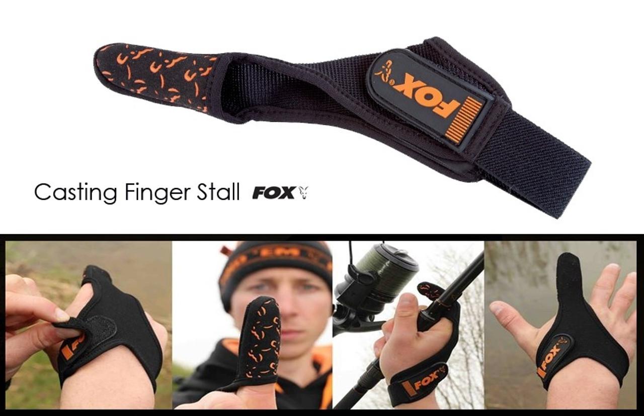 Gardner Tackle NEW Casting Finger Stalls Left