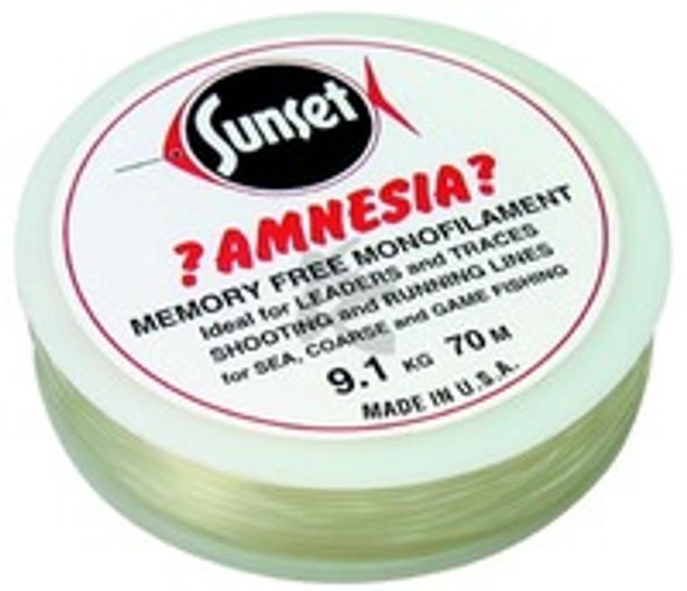 Amnesia Clear Snood Fishing Line