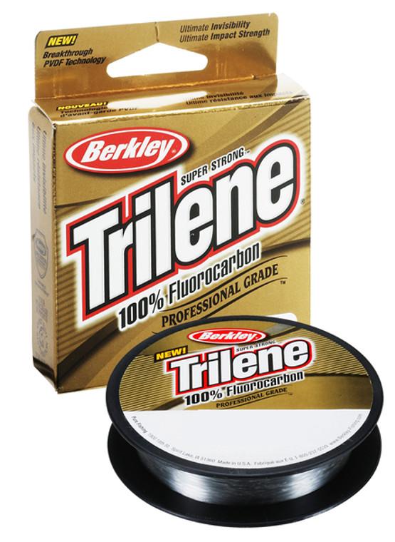 Berkley Trilene 100% Fluorocarbon Fly Leader 110 yards