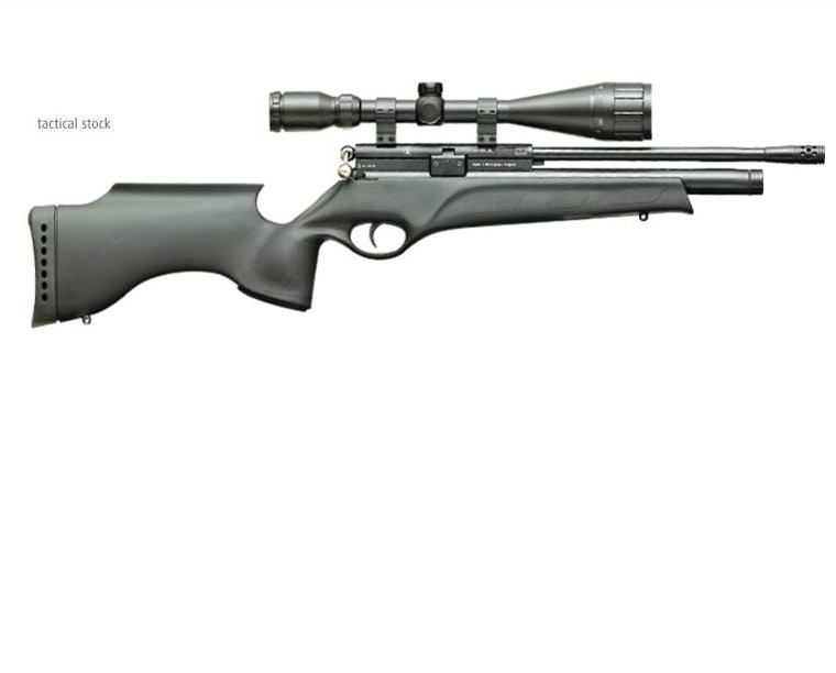 BSA Scorpion SE Tactical Multi Shot Air Rifle